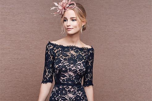 Осень вечерние платья цены