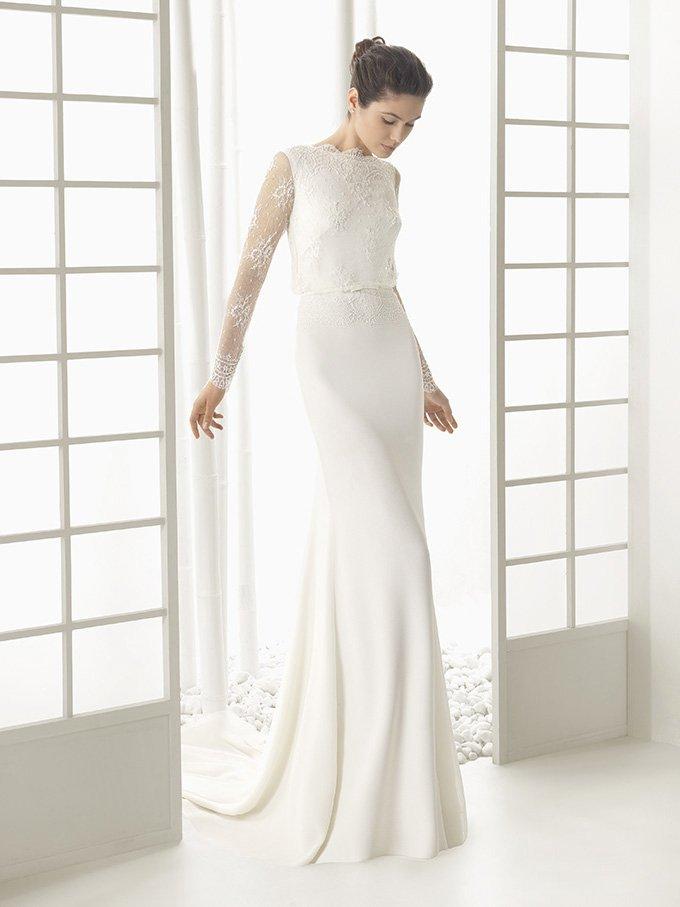 Купить классическое свадебное платье