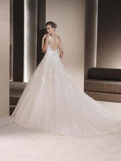 Свадебное платье принцесса.