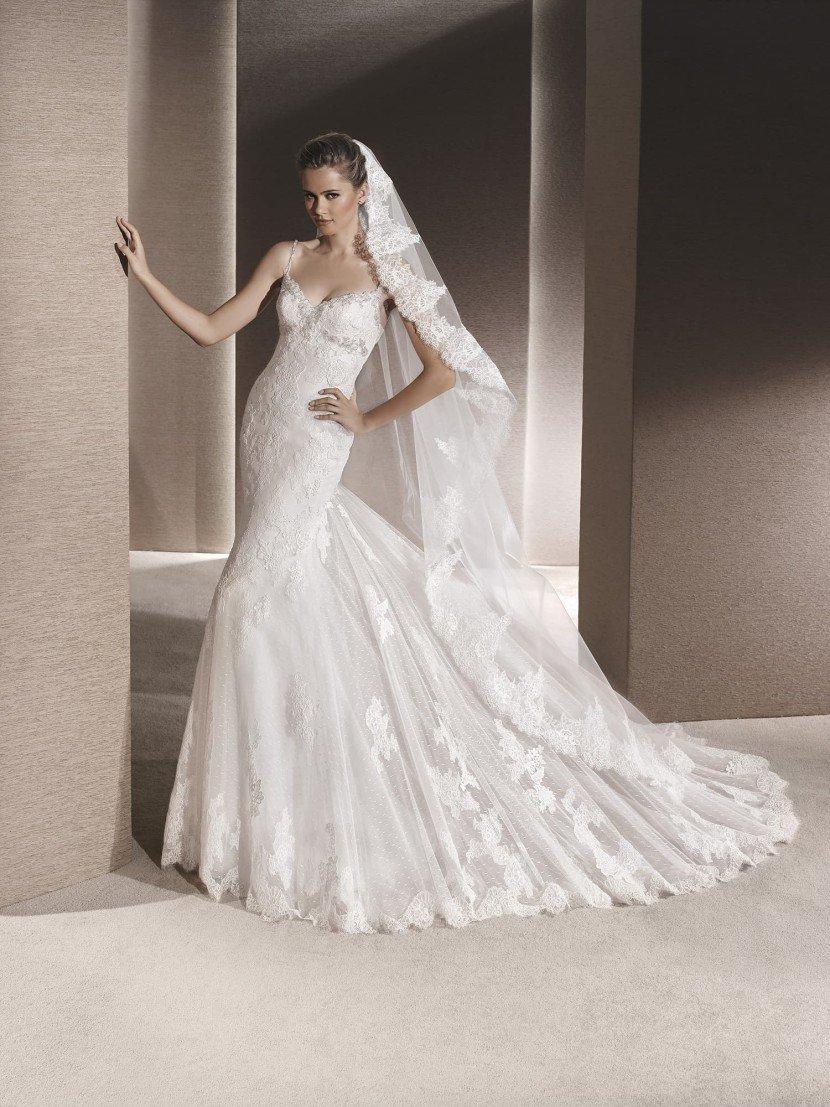 Свадебные платья 2016 модные тенденции