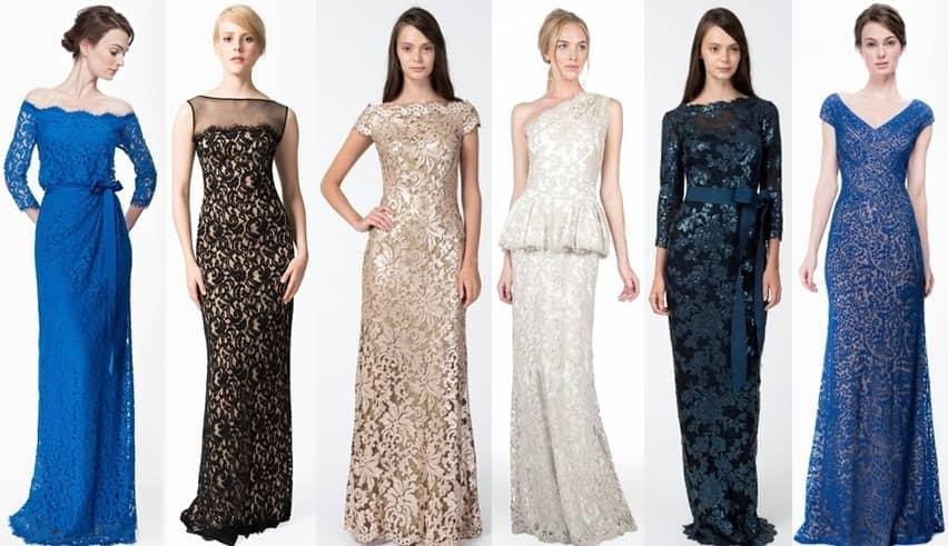 Платье от известных дизайнером фото
