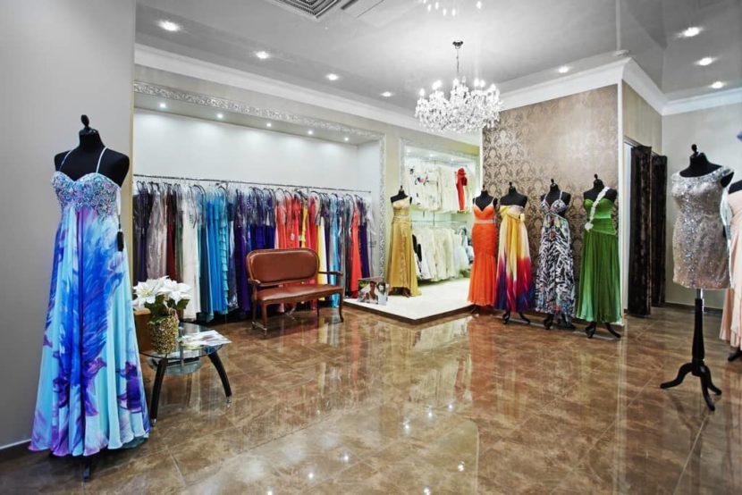 Магазин платьев виктория
