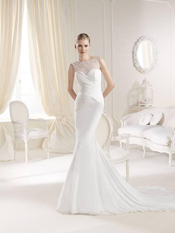 d9c63ce0d577d7b Свадебное платье силуэта «Русалка»