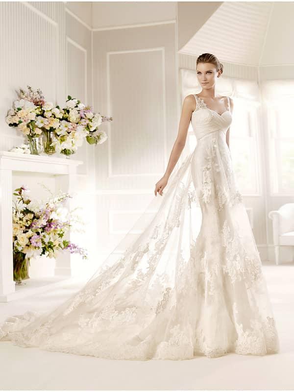 Свадебное платье MASTER by La Sposa.