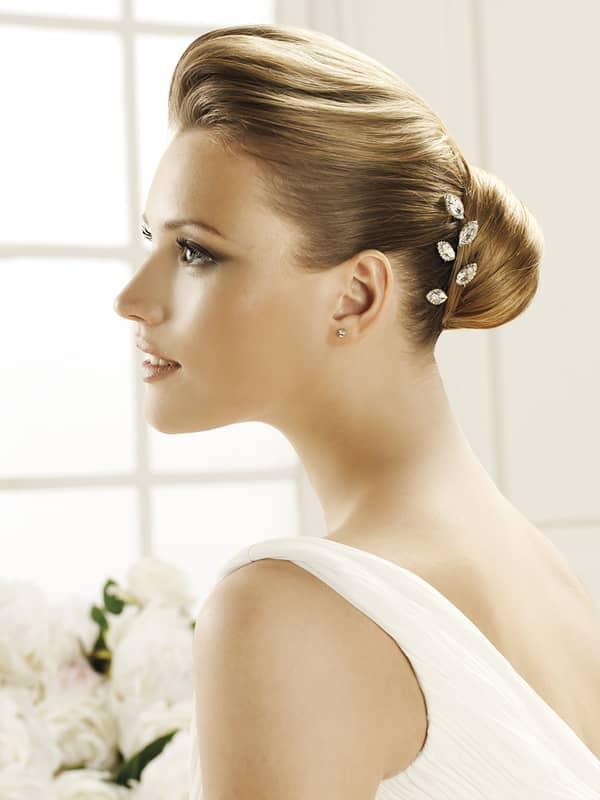 ✓ Свадебный аксессуар для волос T15-2474. ✆ +7 495 627 62 42 ★ Салон Виктория Ⓜ Арбатская Ⓜ Смоленская