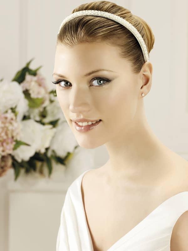 ✓ Свадебный аксессуар для волос T2-2416. ✆ +7 495 627 62 42 ★ Салон Виктория Ⓜ Арбатская Ⓜ Смоленская