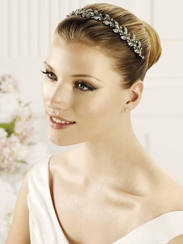 ✓ Свадебный аксессуар для волос T2-2509. ✆ +7 495 627 62 42 ★ Салон Виктория Ⓜ Арбатская Ⓜ Смоленская