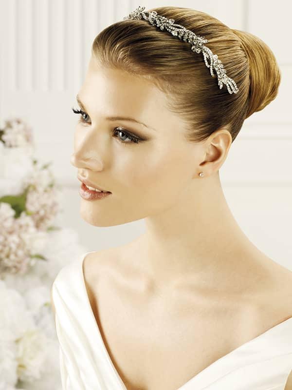 ✓ Свадебный аксессуар для волос T2-2515. ✆ +7 495 627 62 42 ★ Салон Виктория Ⓜ Арбатская Ⓜ Смоленская