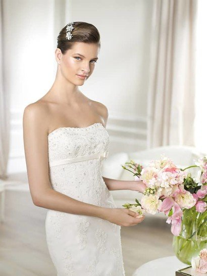 Кружевное свадебное платье TANGO by White One в салоне Виктория! ✆ +7 495 6276242