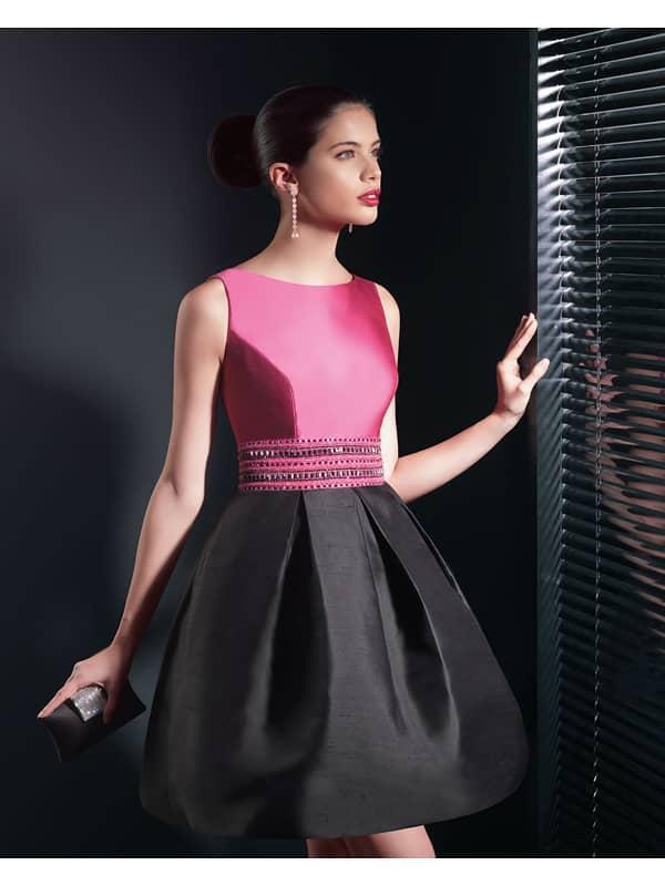 Оригинальное коктейльное платье.