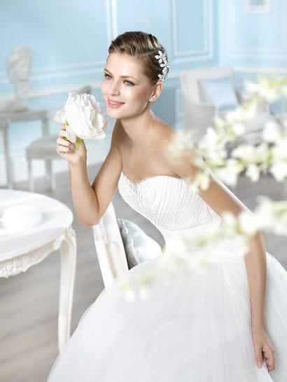 Стильное свадебное платье ASIA by St. Patrick.