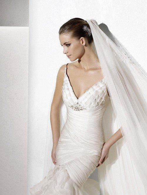 Платье соната свадебное