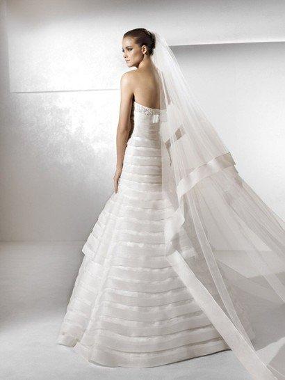 Свадебное платье со скидкой!