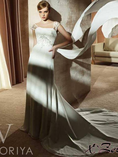 Дешевое свадебное платье создаст сдержанный, но привлекательный образ в традиционном стиле. ➌ Примерка и подгонка платьев ✆ +7 495 627 62 42 ★ Салон Виктория Ⓜ Арбатская Ⓜ Смоленская