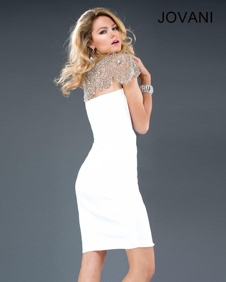 7af69e09b67feb7 Облегающее вечернее платье 2713 by Jovani ✓ купить в салоне Виктория!