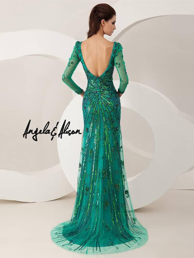 Купить Золотое Вечернее Платье