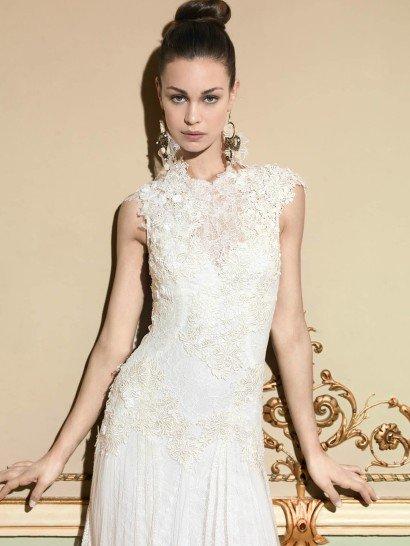 Эксклюзивное дорогое свадебное платье.