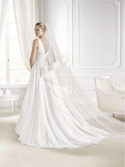 Свадебное платье Edlyn от La Sposa 2015.