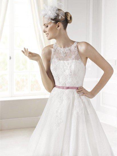 Свадебное платье Emi от La Sposa.