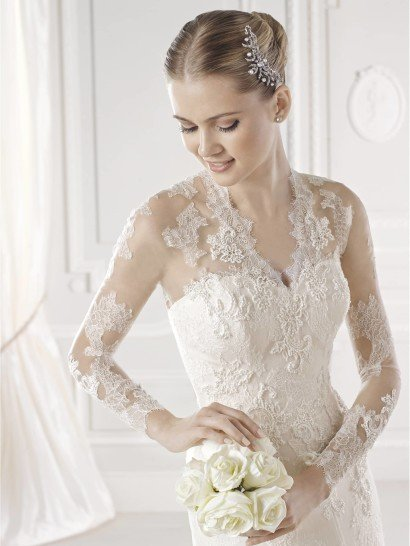Свадебное платье Enid by La Sposa.