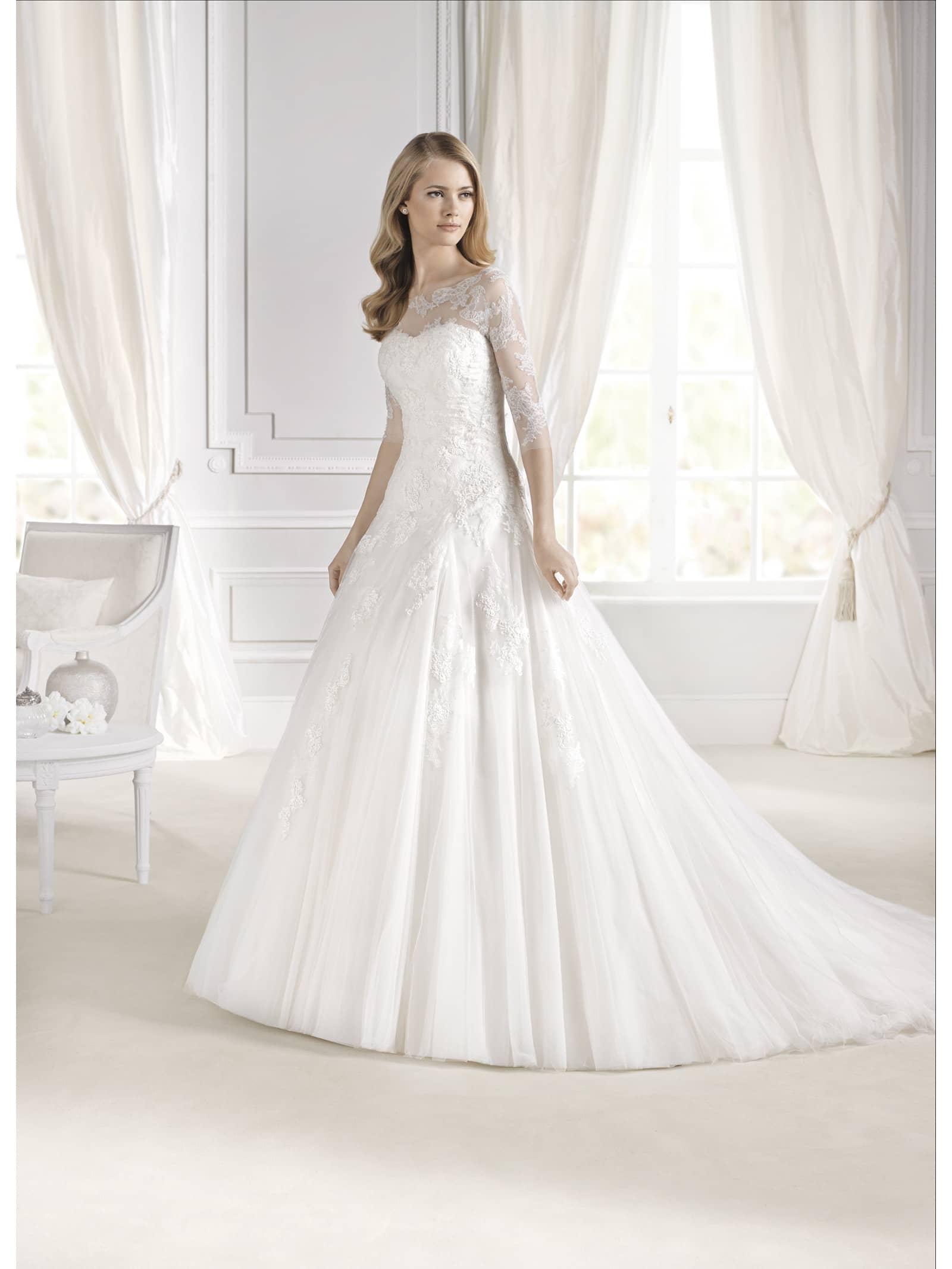 свадебные платья анны богдан 2012