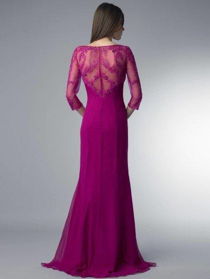 Потрясающее вечернее платье.