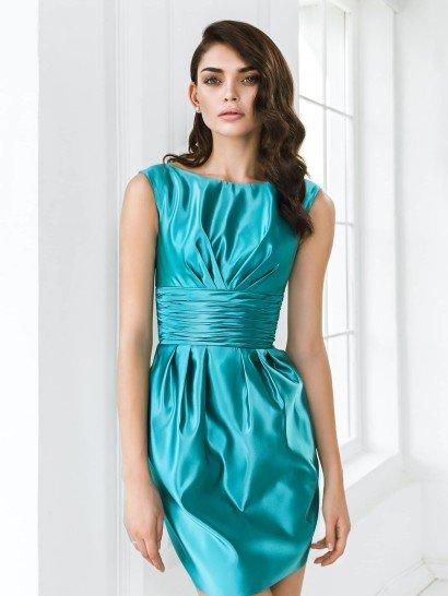 Недорогое платье на выпускной.