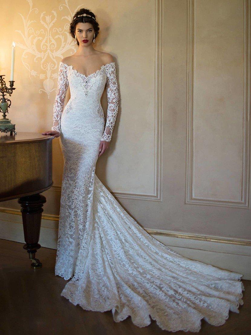 Свадебное платье 1512 Berta Bridal 2015 года.
