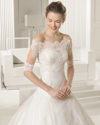 Свадебное платье SELECTO Rosa Clara 2015 года.