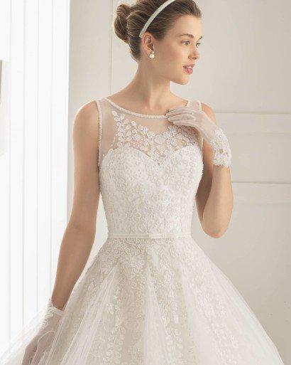 Свадебное платье Rosa Clara SIAM 2015.