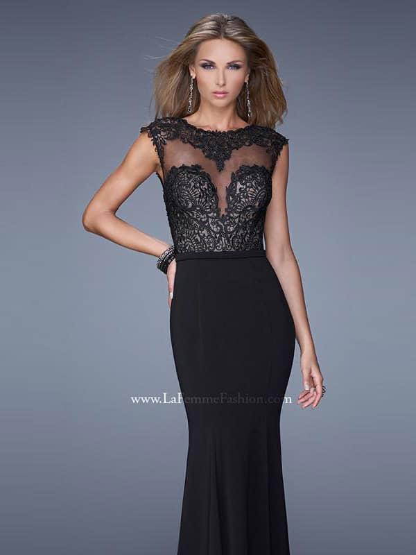 Коктейльные платья чёрного цвета