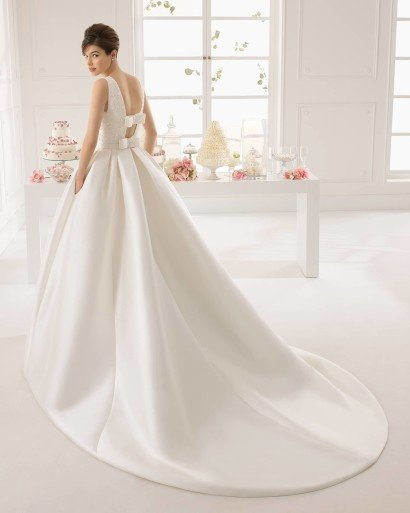Свадебное платье 2015.