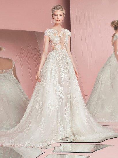 Платья зухаира мурада фото свадебные