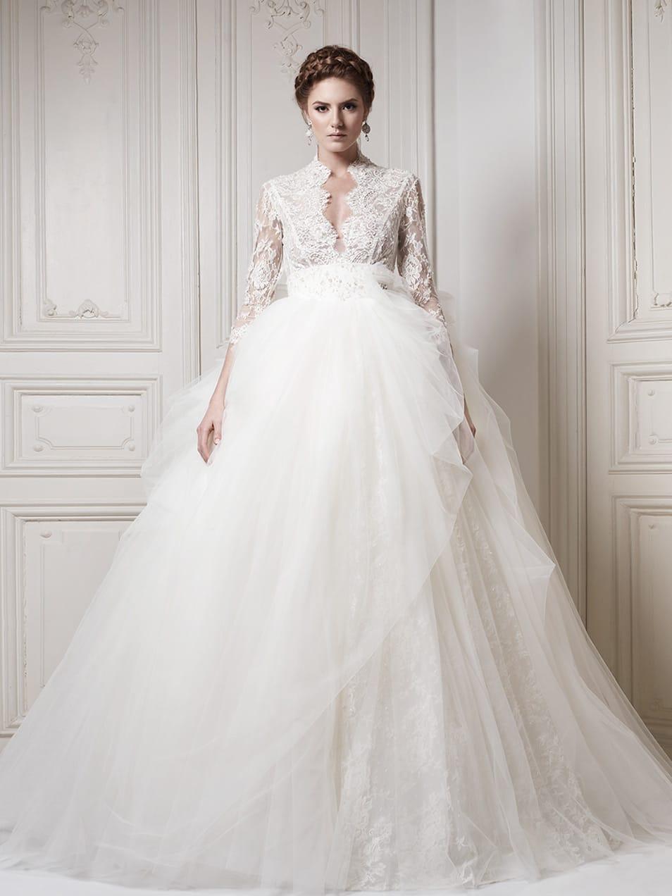 9df4e11bf30 Свадебные платья Ersa Atelier 2016 года