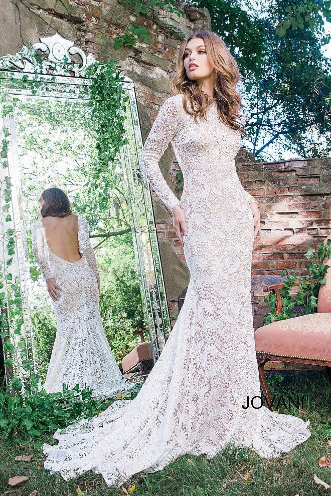 2b065e62aa4a82f Это кружевное свадебное платье с длинным рукавом невероятно романтичное и  вместе с тем современное. В дизайне присутствуют и винтажные черты, тем не  менее, ...