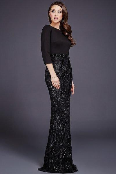 2150b993d8b В этом вечернем платье вы будете лучшей гостьей. Это дизайн