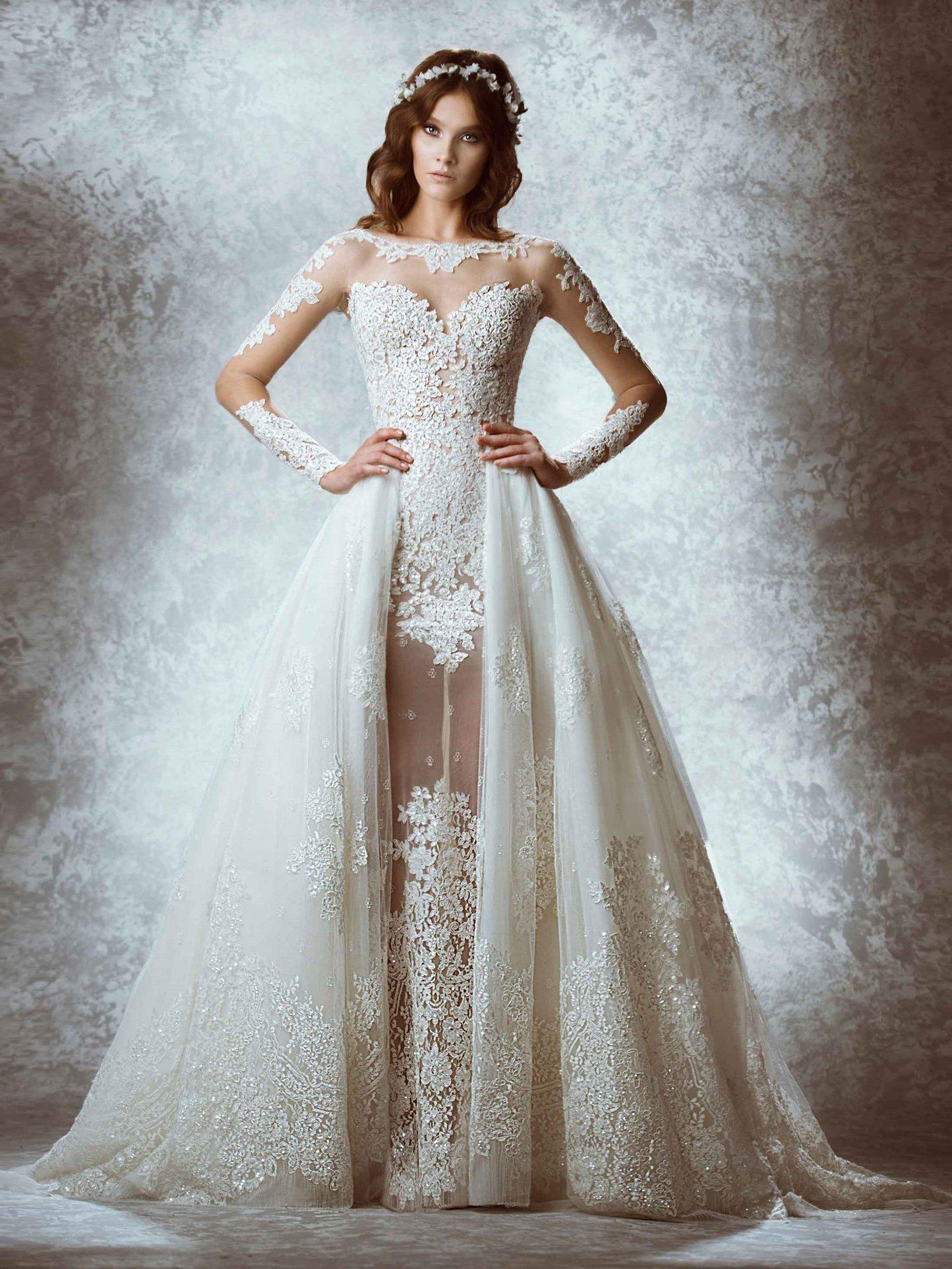 картинки эксклюзивные свадебные платья моя открытка