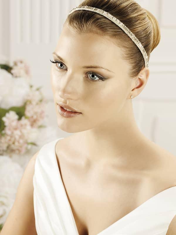✓ Свадебный аксессуар для волос T2-2429. ✆ +7 495 627 62 42 ★ Салон Виктория Ⓜ Арбатская Ⓜ Смоленская