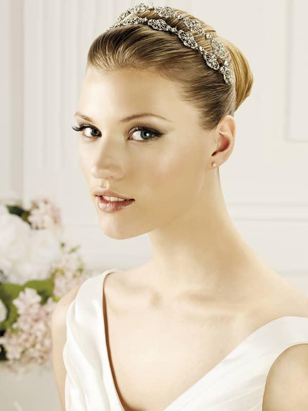✓ Свадебный аксессуар для волос T2-2502. ✆ +7 495 627 62 42 ★ Салон Виктория Ⓜ Арбатская Ⓜ Смоленская