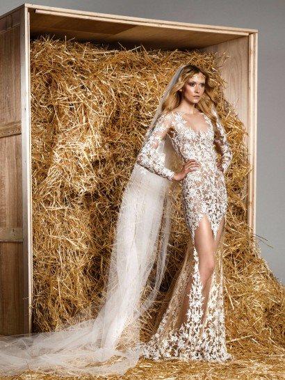Свадебное платье-трансформер.