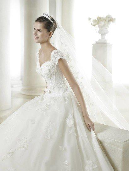 Пышное свадебное платье SARINA от San Patrick 2015.