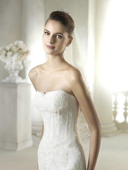 Открытое свадебное платье SONRISA от San Patrick.