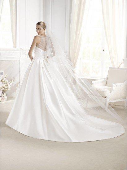 Пышное свадебное платье с карманами La Sposa ERVINA.