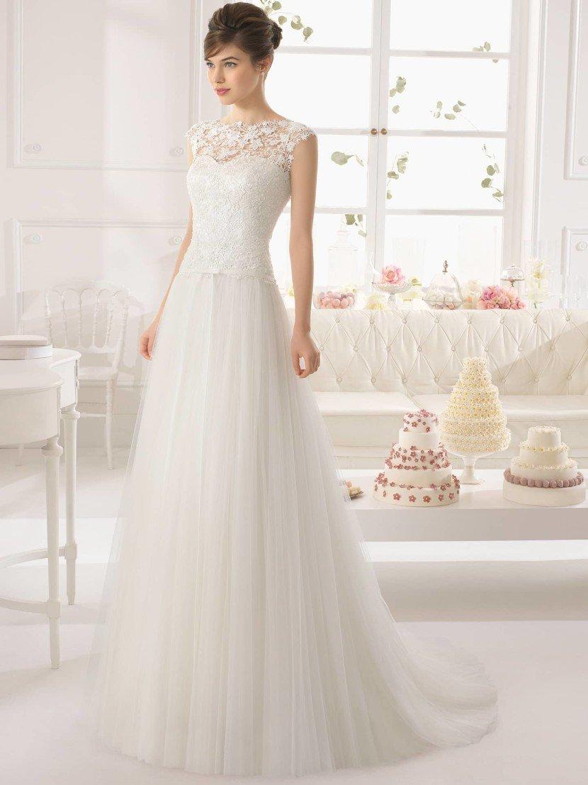Свадебное платье PASHENKA от Avenue Diagonal.