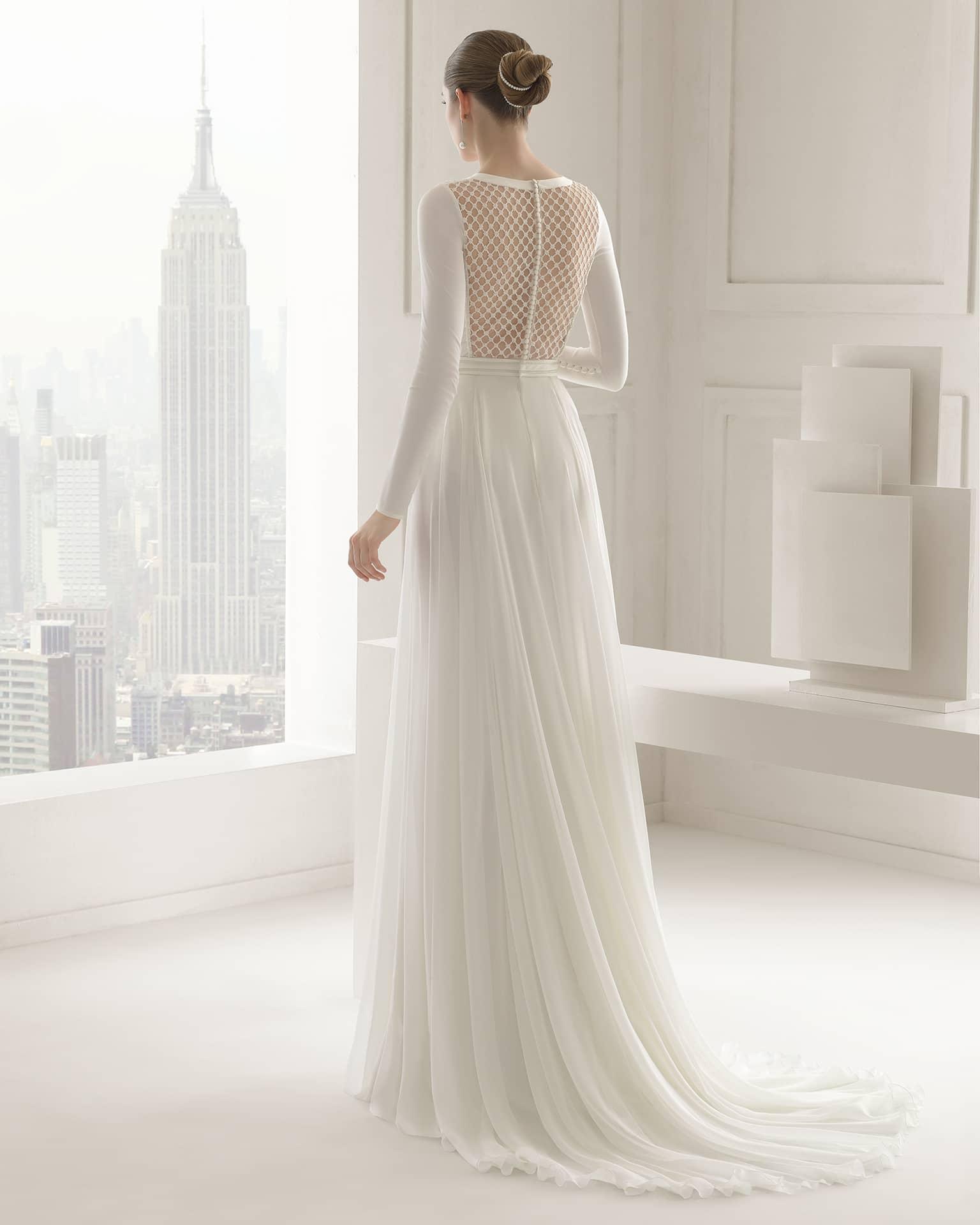 добываются большие свадебные платья с закрытой спиной фото сайта