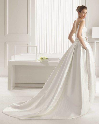 Свадебное платье-трансформер 2 в 1.