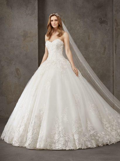 7c8e2c4e4e1 Свадебные платья со шлейфом ( 87 платьев ) в салоне свадебных ...